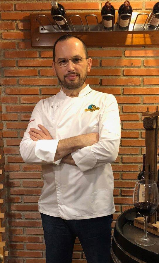 Chef Cristobal Martín - SurSaludNatura